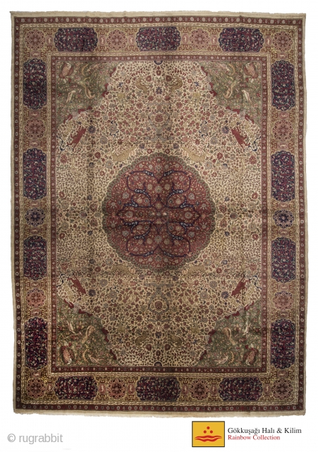Persian carpet 300 cm x 405 cm
