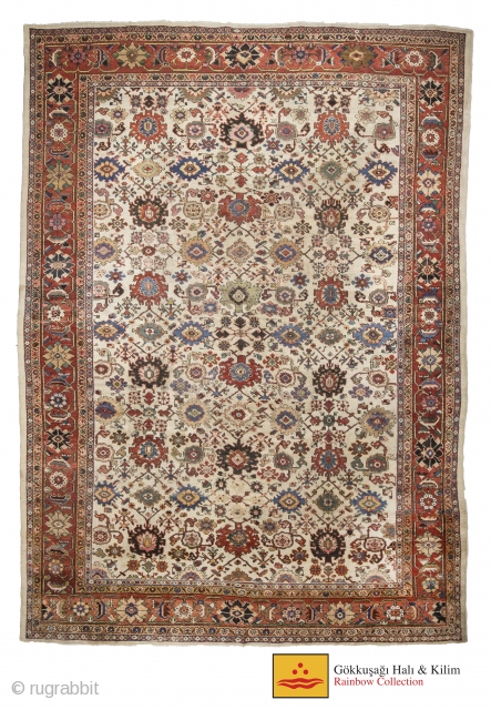 Mahal Carpet 270 cm x 375 cm Full Pile without any repair