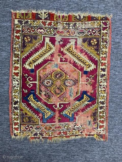 Anatolian Mucur Yastik approximately 120 years old