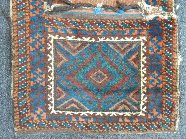 Old Baluch saddlebag