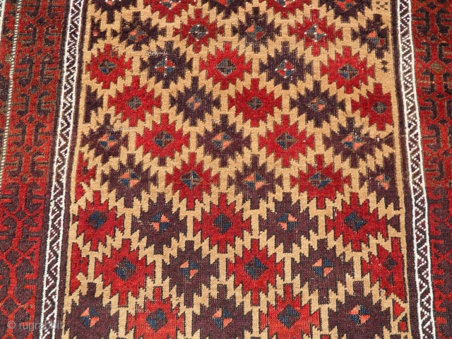 Old Baluch Rug Size:170x97cm