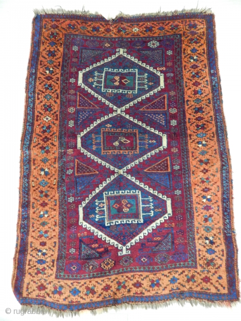 Old East Anatolian Rug