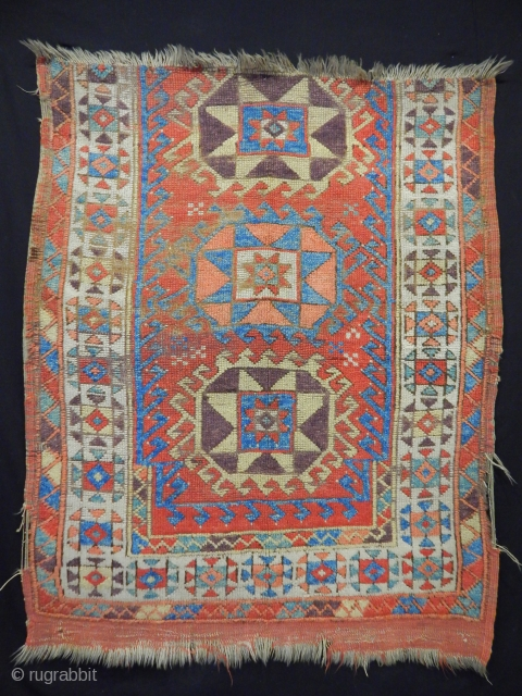 Antique Anatolian Carpet