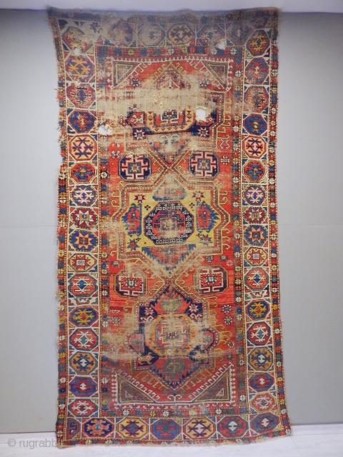 Caucasian Dagıstan Carpet size.290x150cm
