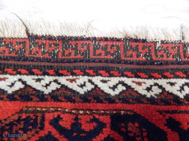 Old Baluch Carpet size.165x100cm