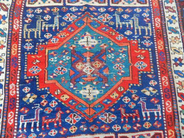 Old Sahsavan Runner Rug