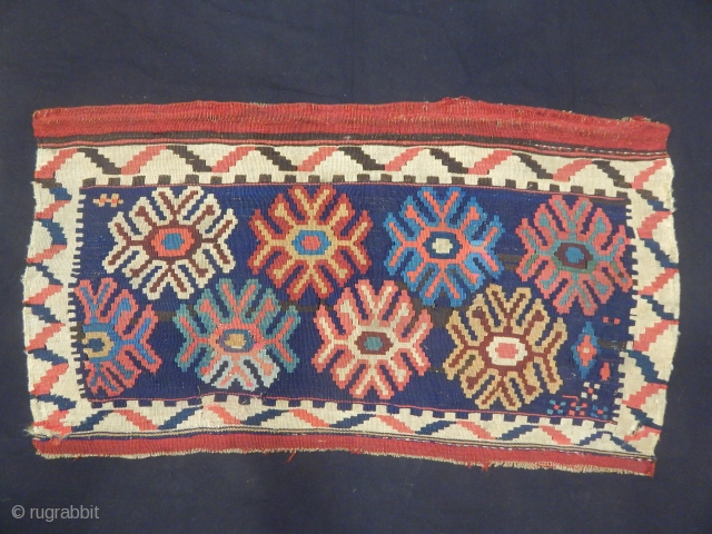 Antique Sahsavan Kilim Panel