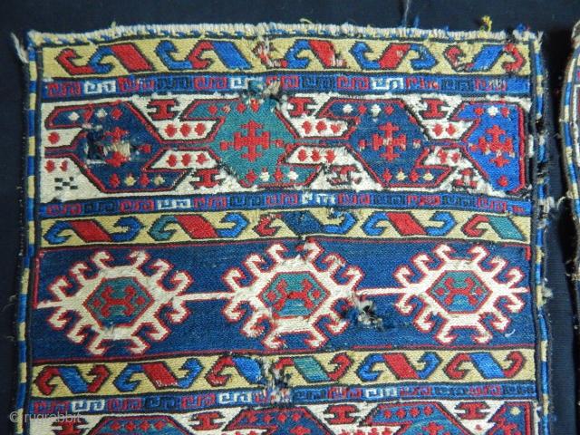 Sahsavan Sumak Bags Faces  size.40x53cm