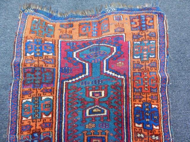 East Anatolian  Carpet size.135x78cm