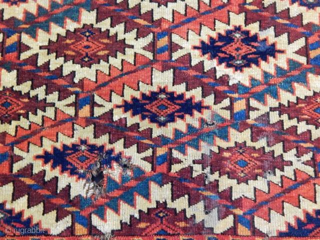 Old Turkmen Yamut Asmalıyk