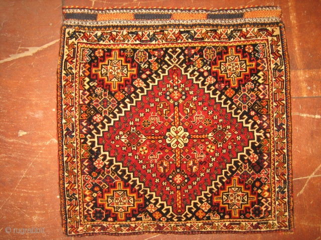 Ghashghai Bagface, 19th Cent.