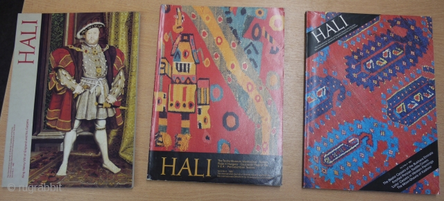3 early copies hali good condition volume 3 numbers 2,3(4 now sold)