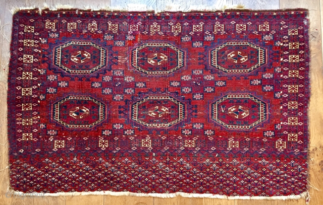Tekke chuval ca 1860-1880