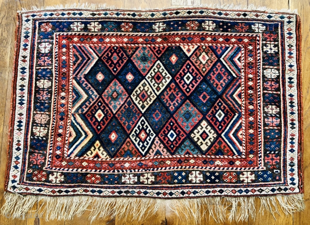 Super antique Jaf bagface ca 1880