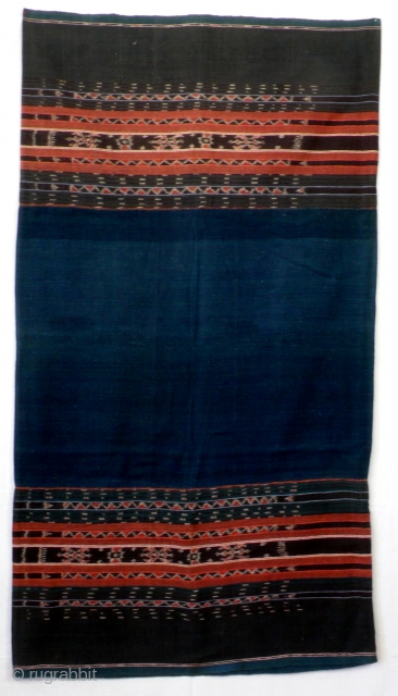 Tubular women's skirt, sarong,  Alor, Indonesia,