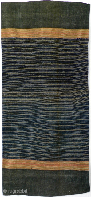 Woman's skirt, handwoven, Thailand, ca. 1950