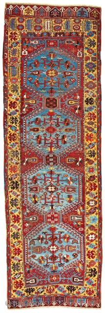Lot 116, Ladik, starting bid € 4800, Auction October 14 5pm, https://www.liveauctioneers.com/catalog/109605_fine-antique-oriental-rugs-viii/?count=all