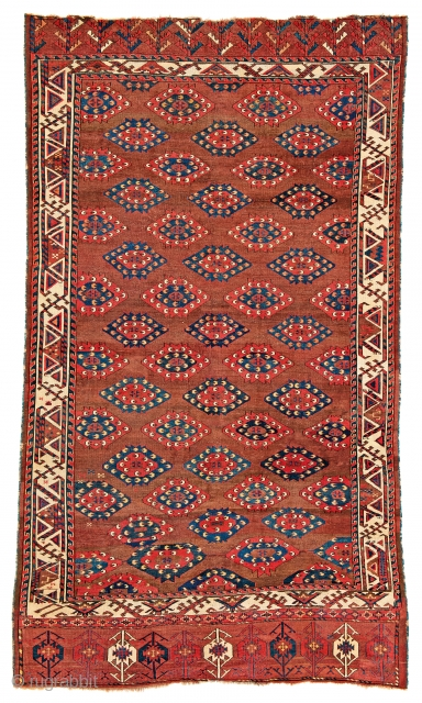 Lot 74, Igdir main carpet, starting bid € 5000, Auction October 17 5pm, https://www.liveauctioneers.com/catalog/109605_fine-antique-oriental-rugs-viii/?count=all