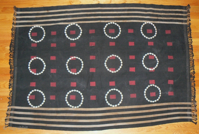 "Old Naga Headhunter's Skirt from a Naga warrior in Nagaland, in the extreme NE of India. These textiles are referred to as a ""headhunter's"" skirt, though its unlikely headhunting has occurred for  ..."