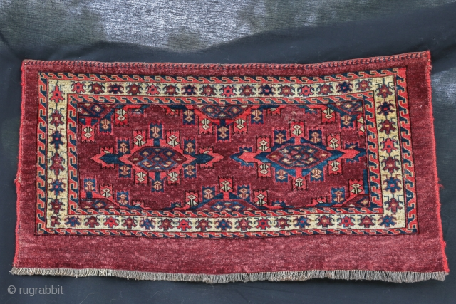 Nice Yomud Kepse chuval , good condition ...