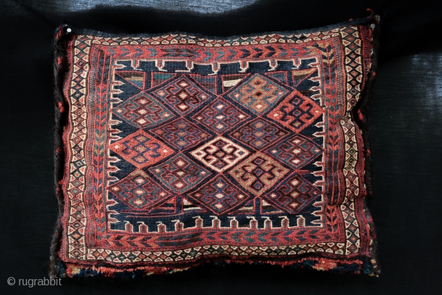 Nice Bakhtiar bag , good condition .
