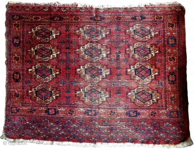 Older Ersari Turkmen chuval