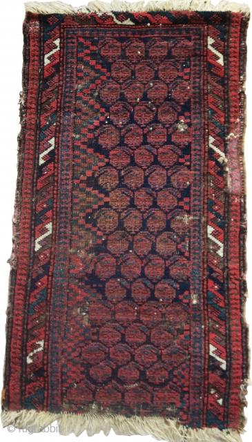 Baluch balisht, older Sistan type, nice and thin.