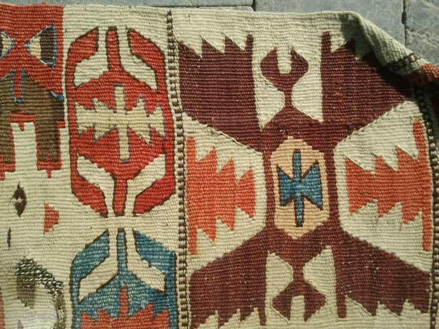 central anatolian kilim  size 245x78