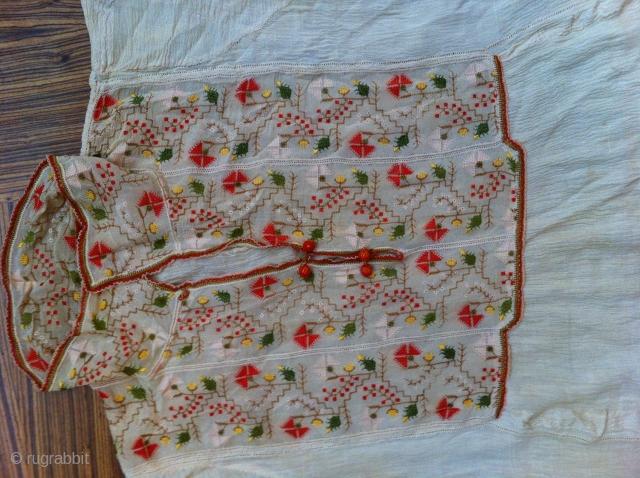 Ottoman Needle Processing  Elegance of Crafts