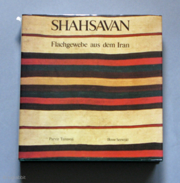 SHAHSAVAN – Flachgewebe aus dem Iran.