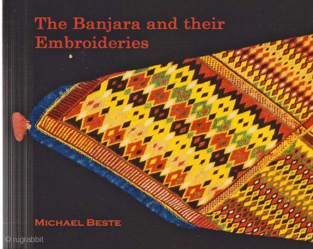 The Banjara and their Embroideries