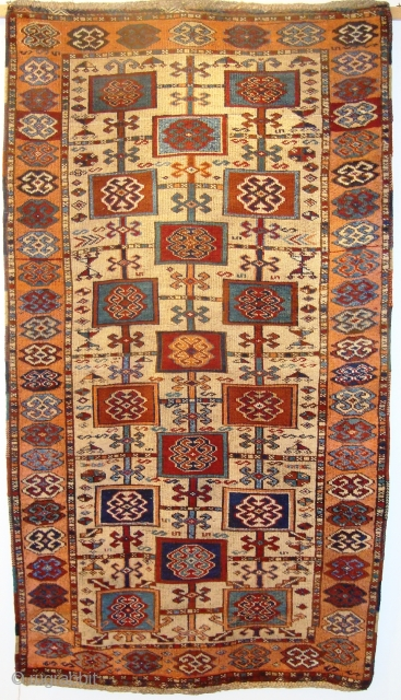 1580 Kurdisch,east-Anatolien 1.74x0.96m. Very good condition.