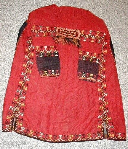 Coat Turkmen usbekistan? Perfecz condition.1.quarter 20.cent.                           
