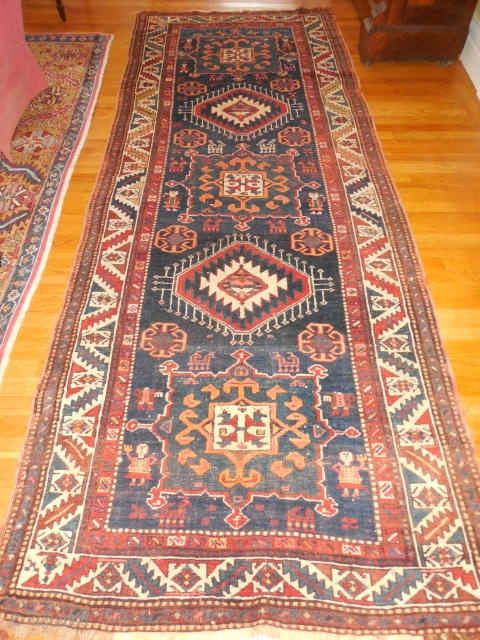 excellent pile - original as found condition