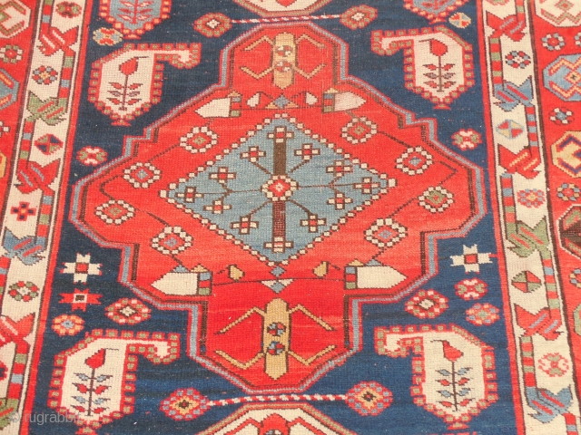 THE NEW ENGLAND RUG SOCIETY IS HAVING ITS ANNUAL SPRING OUTING 