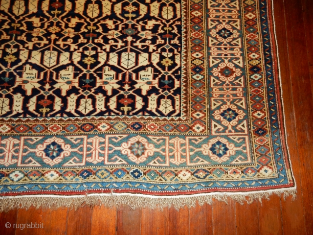 A SUPERB EXAMPLE - LOOK FOR MY OTHER NICE TURKOMAN AND CAUCASIAN LISTINGS