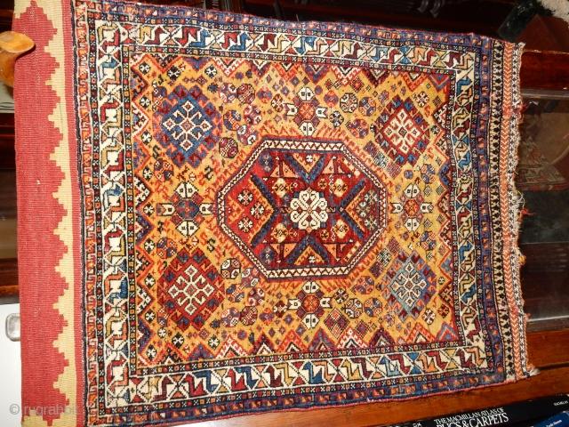 superb south persian weaving