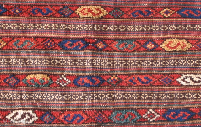 Baluch chanteh (Bag). 18.50 x 23.22 inches ( 47 cm x 59 cm ).