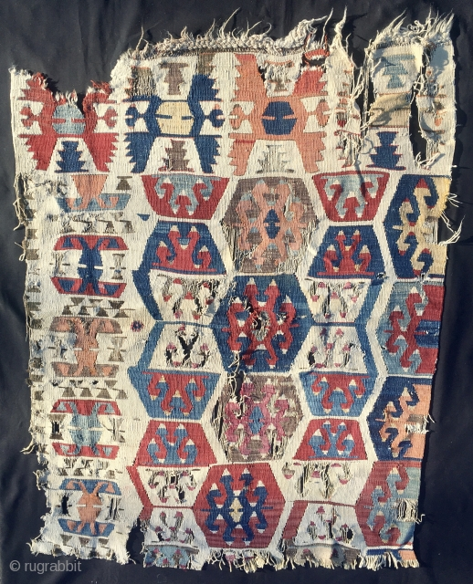 Antique kilim fragment. Ask for more pics & infos pls.