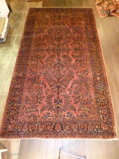 Persian Saroug cm215x399 good conditions early XX th.Century