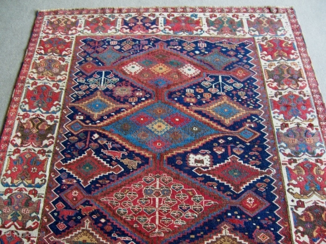 Early Avshar rug 1,45*2,50