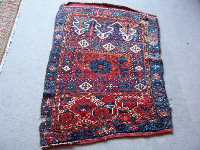 Unique Anatolian rug 0,83*1,10