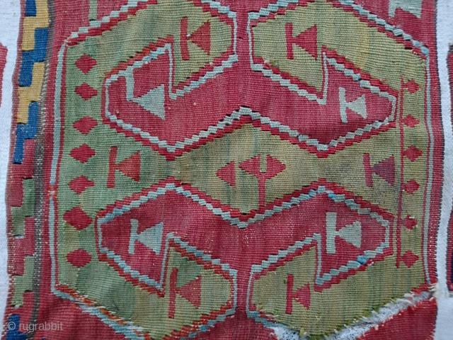 Anatolia kilim frakment size=125x107