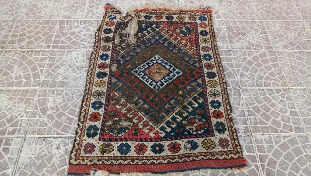 Anatolia karakeçili rug size=125x84 cm free shipping