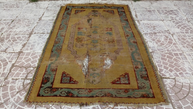 Anatolia Kırşehir mucur rug size=160x100