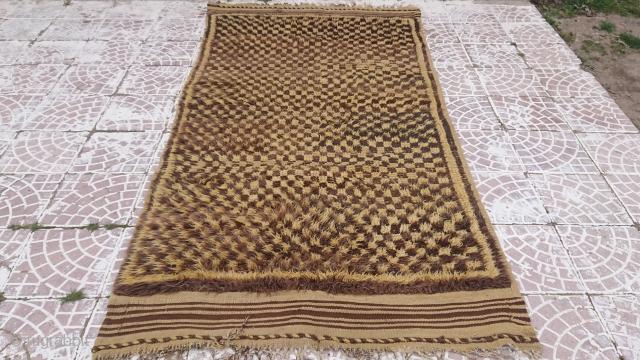 Turkish Anatolian  Melendiz tulü rug  size=256x128