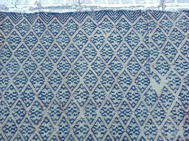 West Anatolian yüncü kilim rug size=242x126