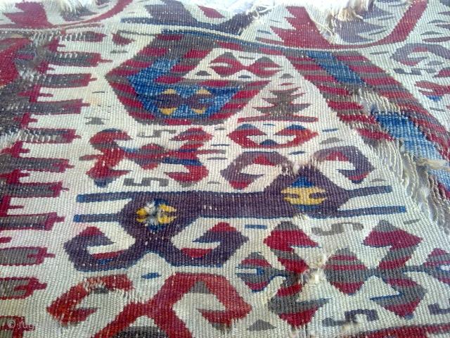 Anatolia kilim frakment size=120*92cm 25€ shiping