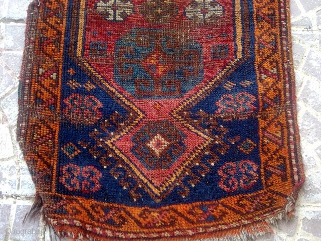 Anatolia kurdis yastık, some synthetic colors, size=97*46cm 25€ shiping