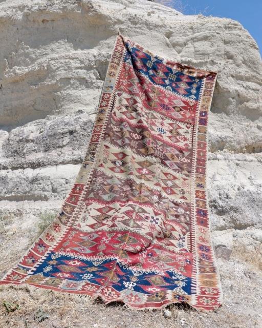Anatolia Kilim  Size=340/152 cm